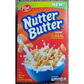 Cereales Post Nutter butter...