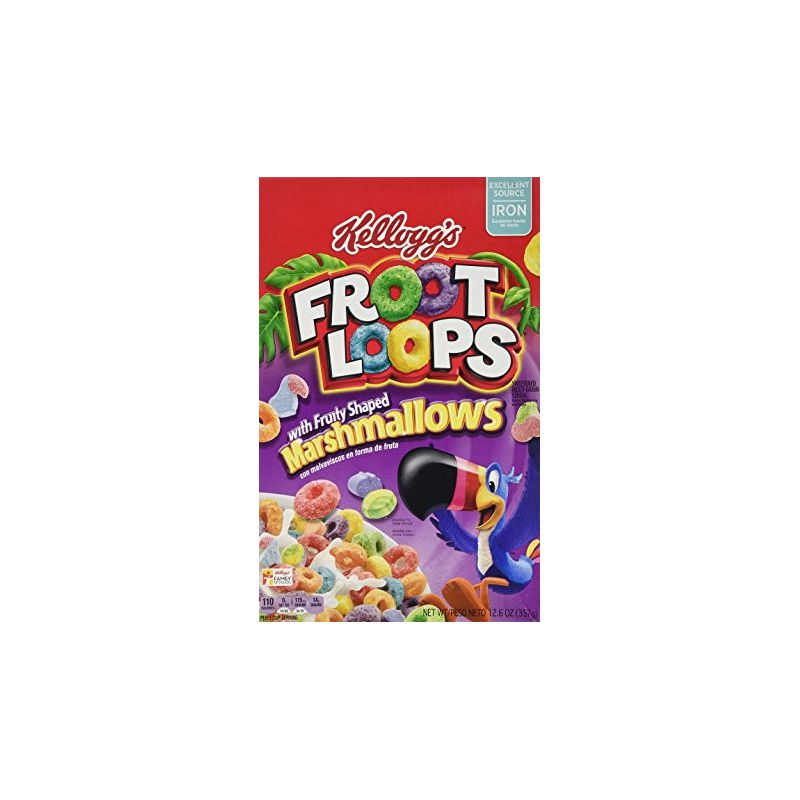 Froot Loops Marshmallows 357gr
