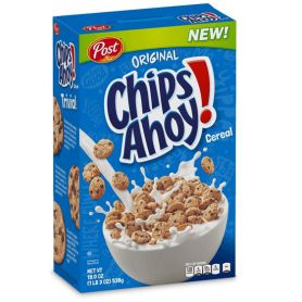Post Chips Ahoy Cereal 311gr