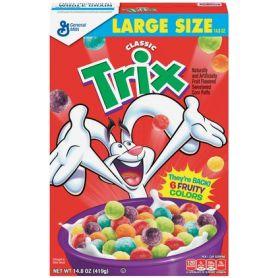 Trix cereales 419gr General Mills