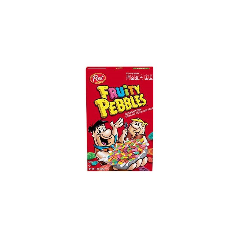 Post Fruity Pebbles sin gluten