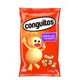 Conguitos chocolate blanco