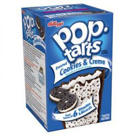 Pop Tart cookie&cream