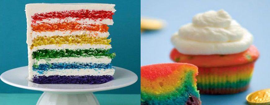 Colorantes y tintes alimenticios