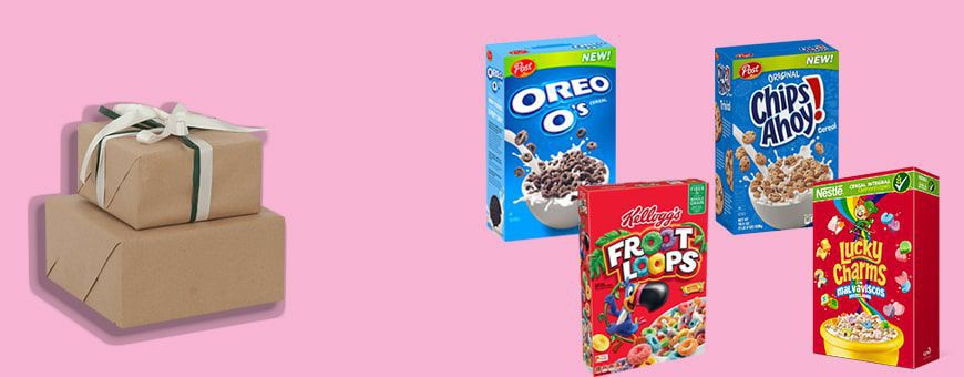 COMPRAR PACKS Y BUNDLES CEREALES